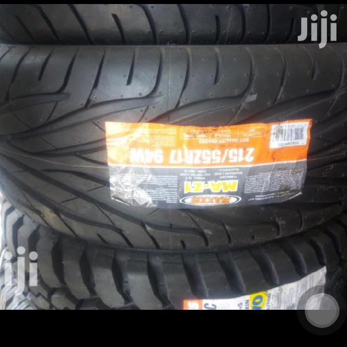 Tyre Size 215/55r17 Maxxis Tyres