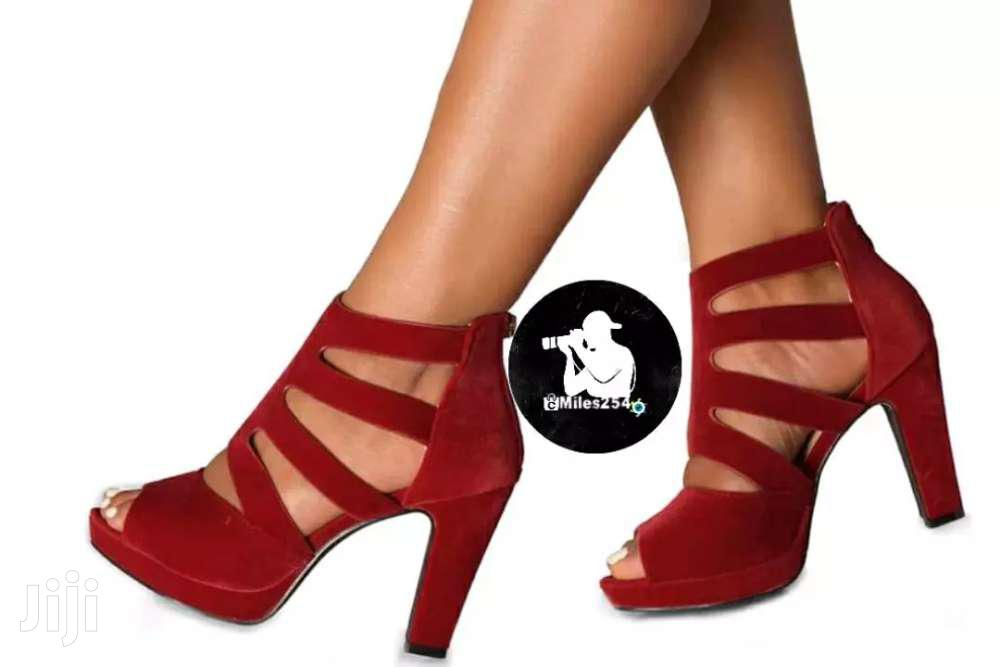 Archive: High Suedes Heels