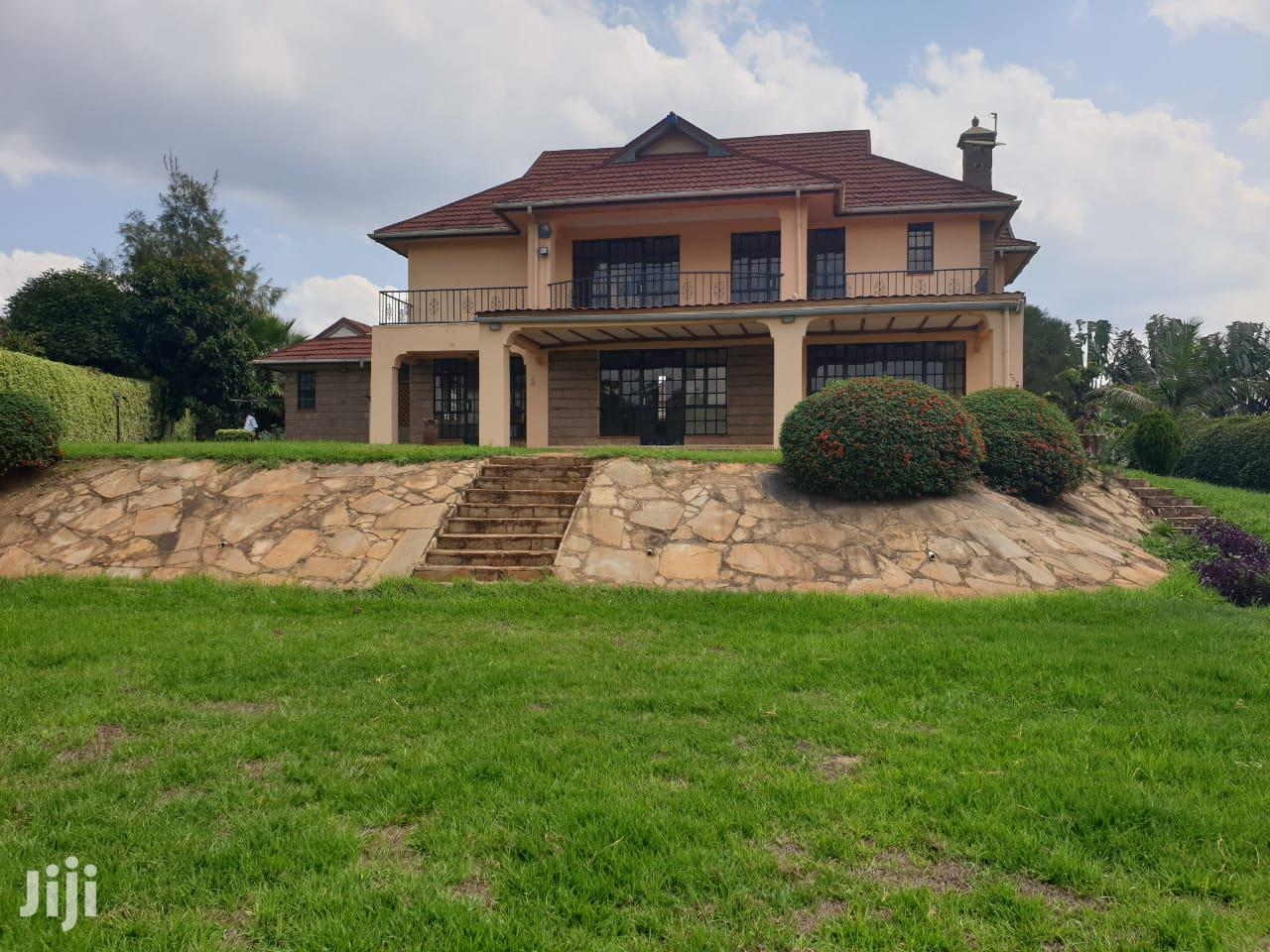 You Cant Miss This One! Runda Mumwe Four Bedroom Townhouse.