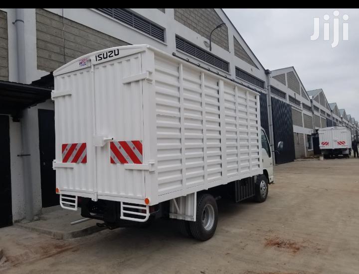 Isuzu NKR 2020 White | Trucks & Trailers for sale in Mwea, Embu, Kenya
