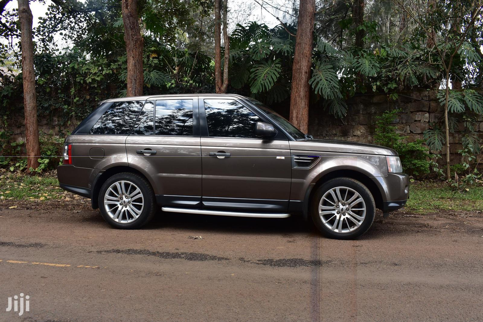 Archive: Land Rover Range Rover Sport 2008