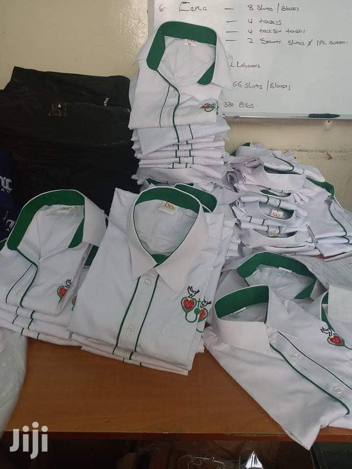 Corporate Shirts Branding And Embroidery And T Shirts Printing