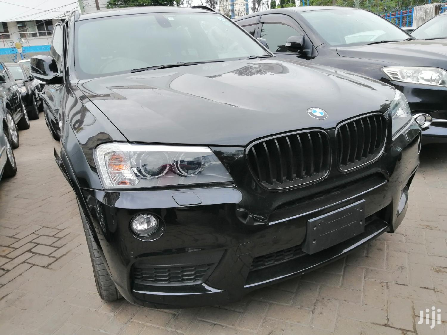 Archive Bmw X3 2012 Black In Mvita Cars Eric Kallua Jiji Co Ke