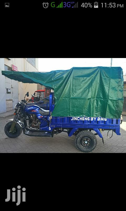 New Jincheng 2019 Blue   Motorcycles & Scooters for sale in Eastleigh North, Nairobi, Kenya