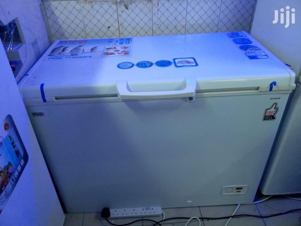 Archive: New Mika Deep Freezer 400 Litres