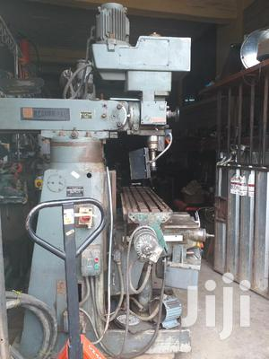 Ex Uk Engineering Milling Machine