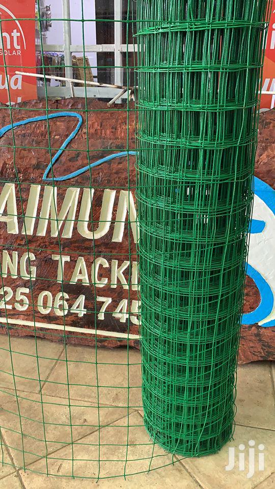 Plastic Garden Mesh Netting