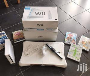 Nintendo Wii Complete With 10games Free | Video Game Consoles for sale in Nairobi, Nairobi Central