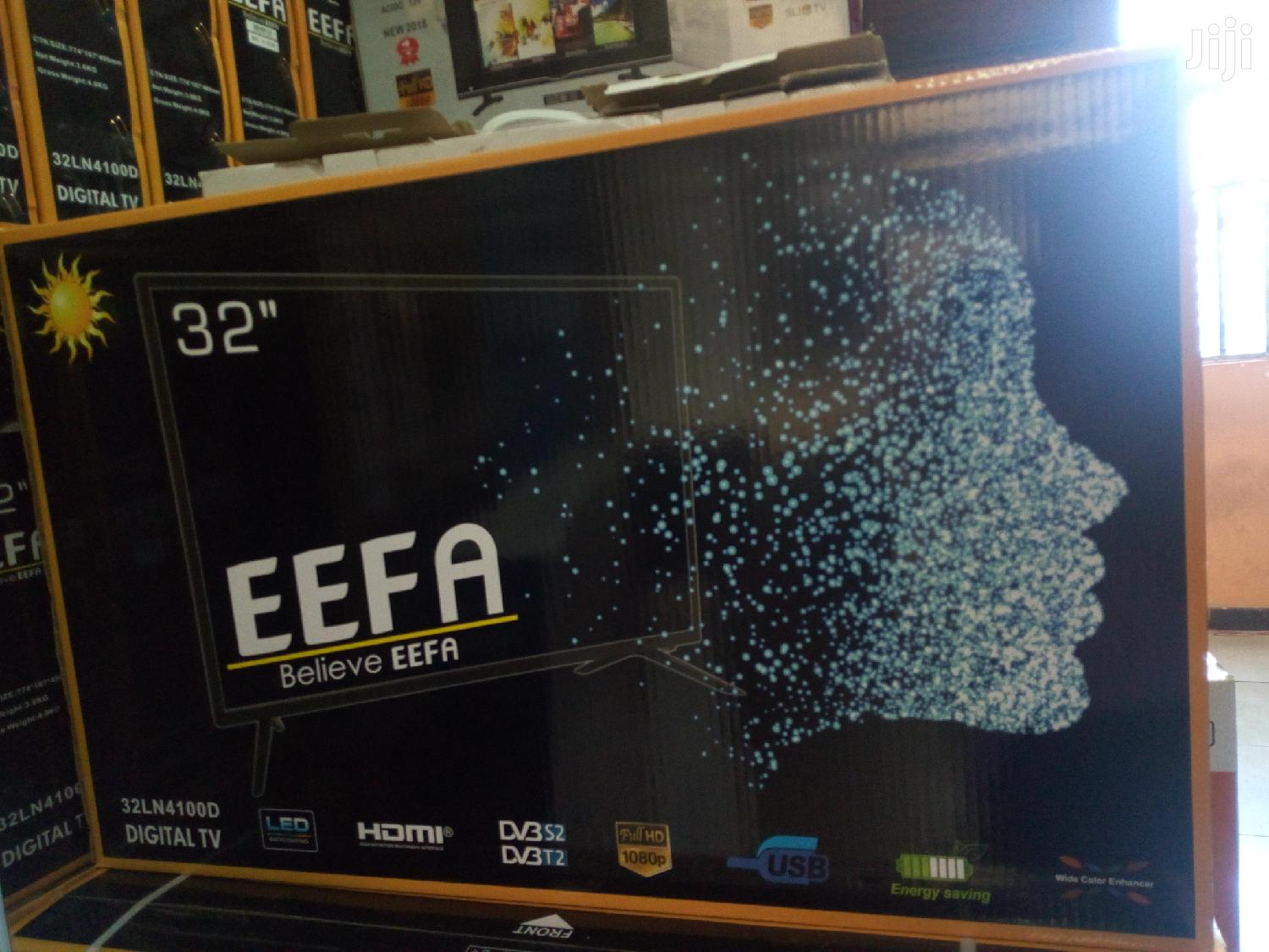 "32"" Eefa Digital Frameless Led Tv"
