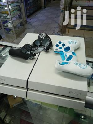 Ps 4 500 Gb Used Fifa 20 and 2 Silicon Pad Covers   Video Game Consoles for sale in Nairobi, Nairobi Central