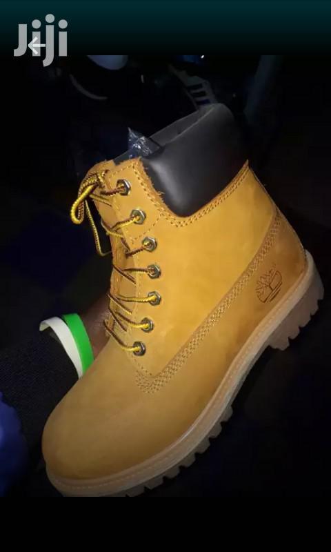 Original Timberland Boots