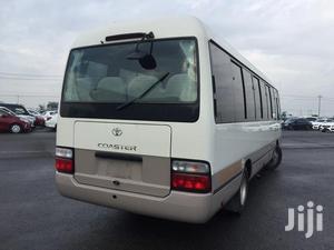 Toyota Coaster Bus 2013 White   Buses & Microbuses for sale in Nairobi, Nairobi Central