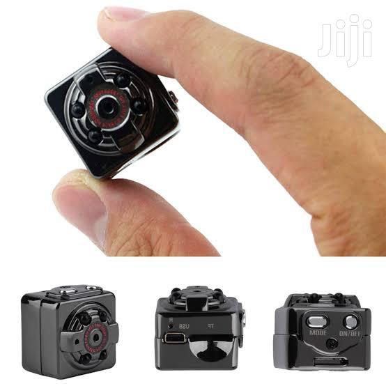 Mini Camera,SQ11 Hidden Spy Cam 1080P