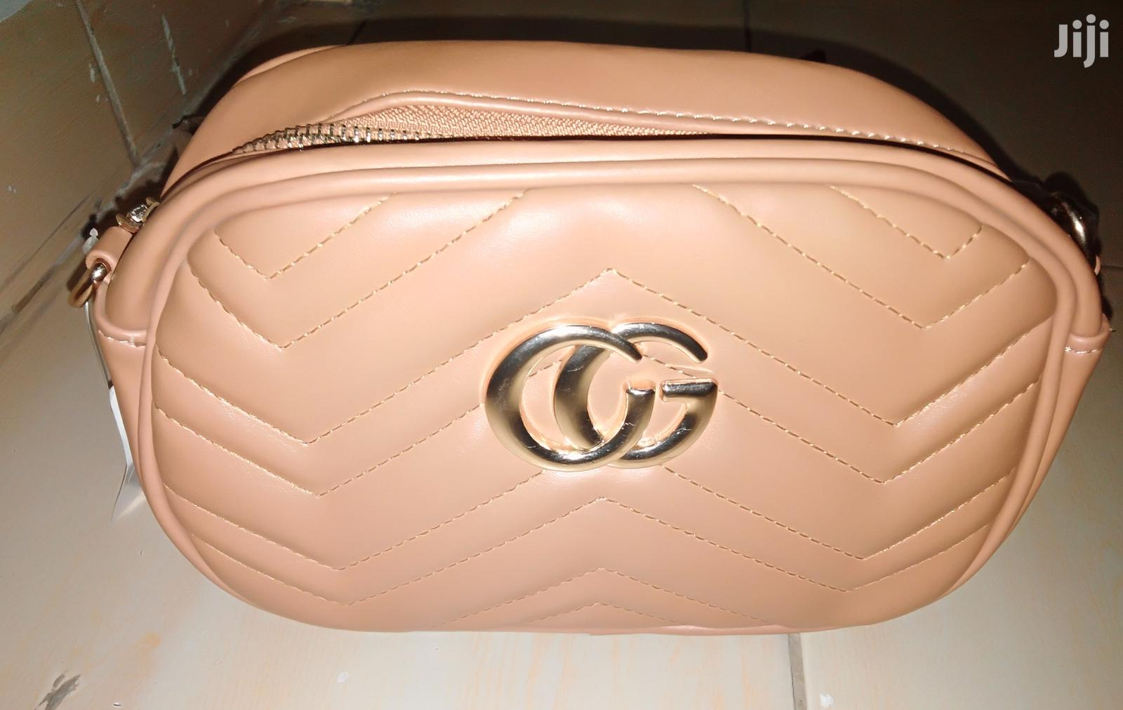 Archive: Brown Gucci Travel Bag/Sling