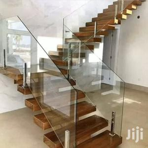 Balcony Glass, Staircase Glass Balustrades, Toughened Glass | Building & Trades Services for sale in Nairobi, Karen