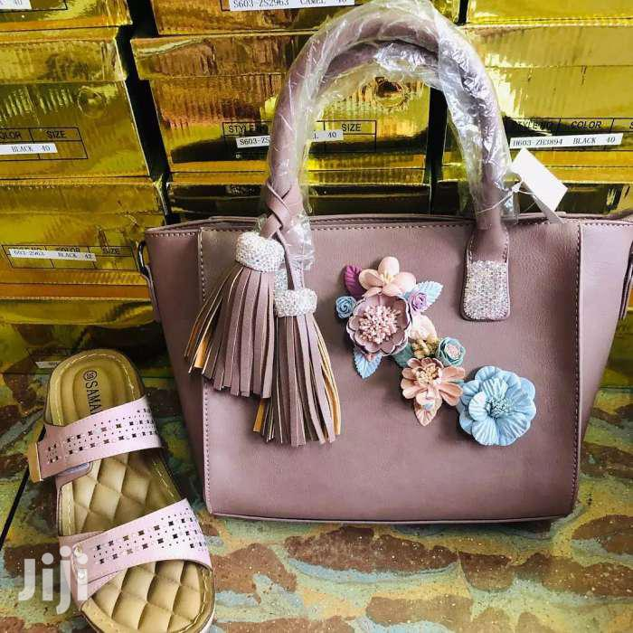 NEW HANDBAG WITH MATCHING SHOE | Bags for sale in Bahati, Nakuru, Kenya