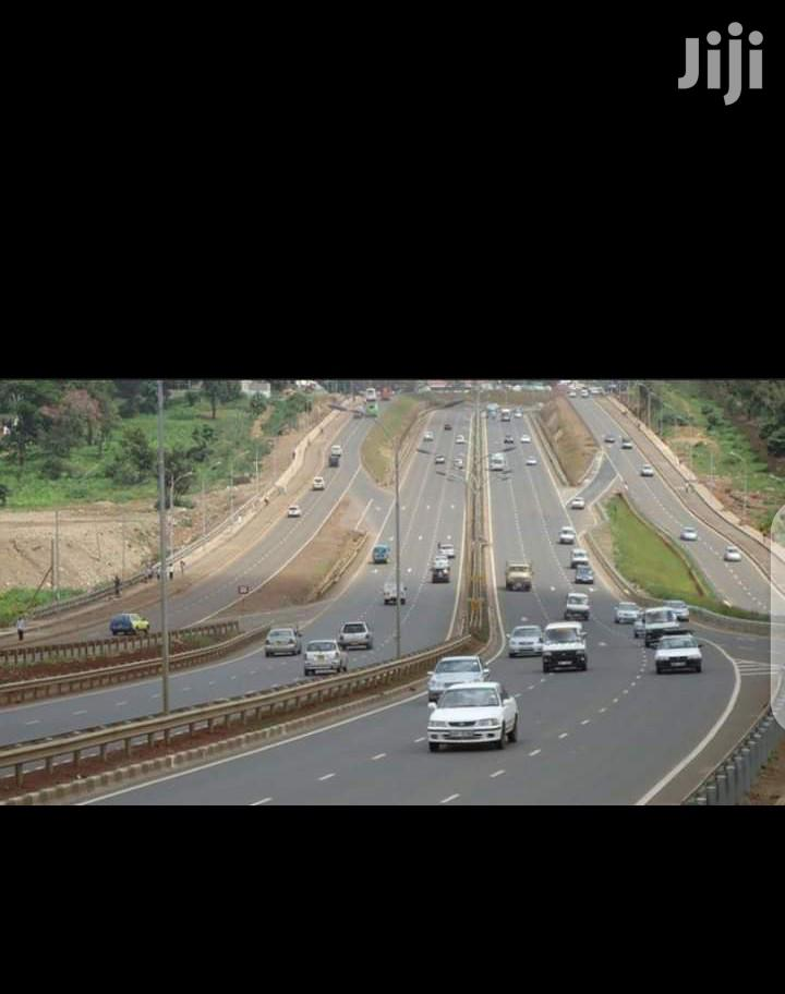 Thika Road Highway Land for Lease or Rent