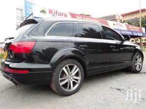 Audi Q7 2012 3.0T Premium Quattro Black