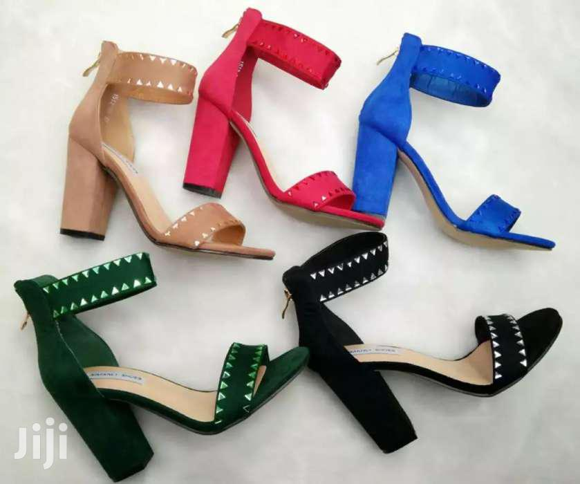 Archive: NEW CHUNKY HEELS AVAILABLE