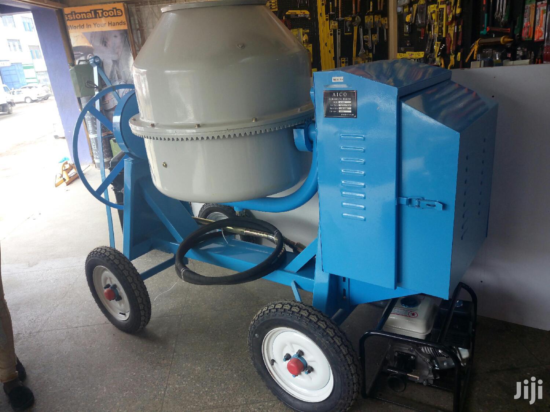 Aico Concrete Mixer 400l