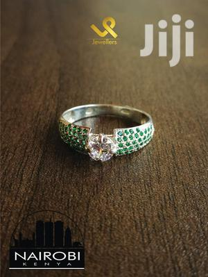 Ready Made Ladies Sterling Silver Engagement Ring On Offer   Wedding Wear & Accessories for sale in Nairobi, Nairobi Central
