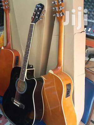 Semi Acoustic Guitar USA