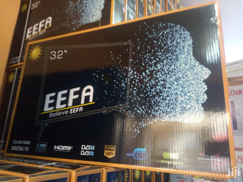 """Archive: 32"""" Eefa Frameless Digital Led Tv"""