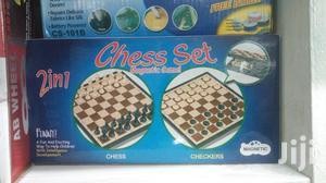 2 in 1 Chess Board   Books & Games for sale in Nairobi, Nairobi Central