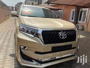 Toyota Land Cruiser Prado 2018 Gold | Cars for sale in Mombasa, Mvita