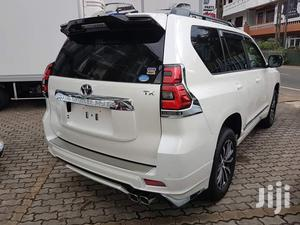 Toyota Land Cruiser Prado 2018 White | Cars for sale in Mombasa, Mvita