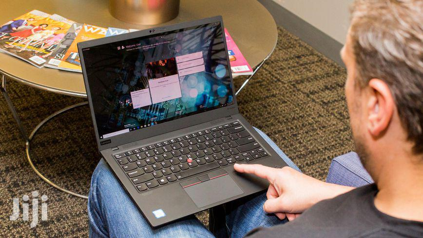 New Laptop Lenovo ThinkPad X1 Carbon 8GB Intel Core i7 SSD 256GB   Laptops & Computers for sale in Nairobi Central, Nairobi, Kenya