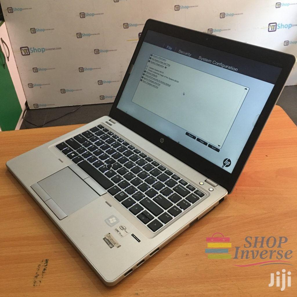 New Laptop HP EliteBook Folio 9470M 8GB Intel Core i7 HDD 500GB | Laptops & Computers for sale in Nairobi Central, Nairobi, Kenya