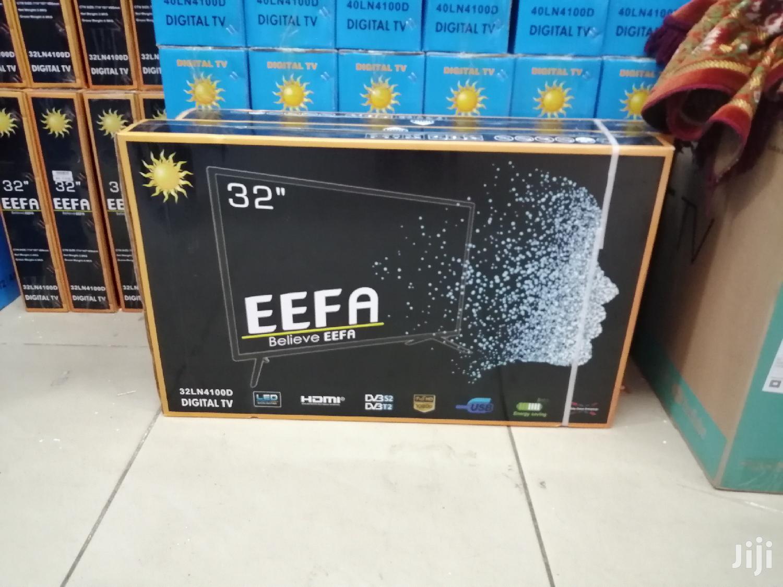Eefa 32 Inches Framelessdigital Tv