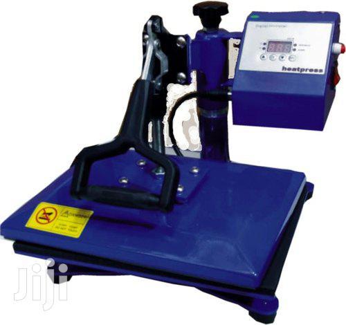 Small And Big Heat Press Small Printing