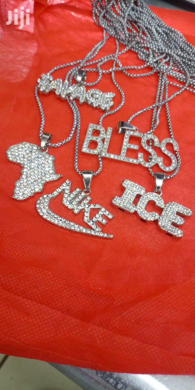 Iced Chain Pendants | Jewelry for sale in Nairobi Central, Nairobi, Kenya