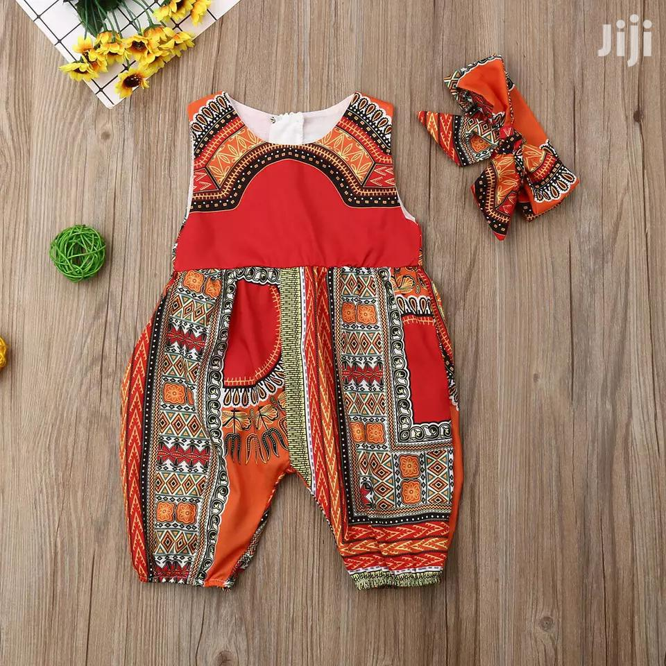 African Jumpsuit   Children's Clothing for sale in Mvita, Mombasa, Kenya