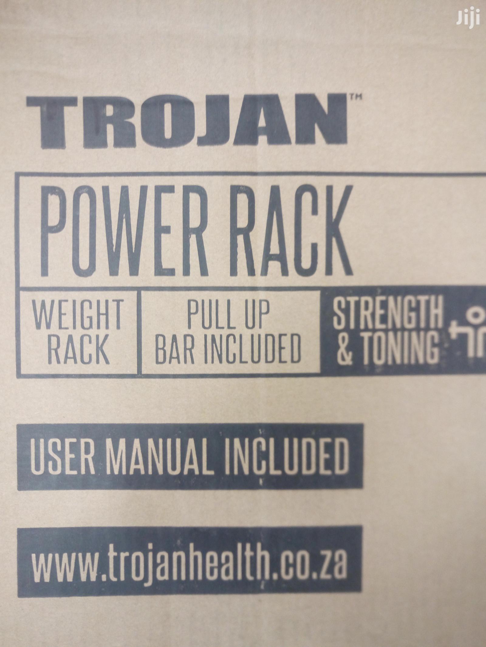 Offer! Half Power Rack | Sports Equipment for sale in Karen, Nairobi, Kenya
