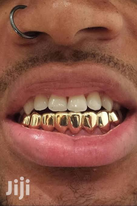Hip Hop Men And Women Fashion Grillz Teeth