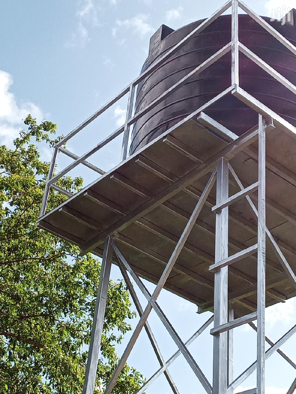 Metal Tower, Tank Stand, Steel Towers Steel Tank Platform   Farm Machinery & Equipment for sale in Kitale, Trans-Nzoia, Kenya