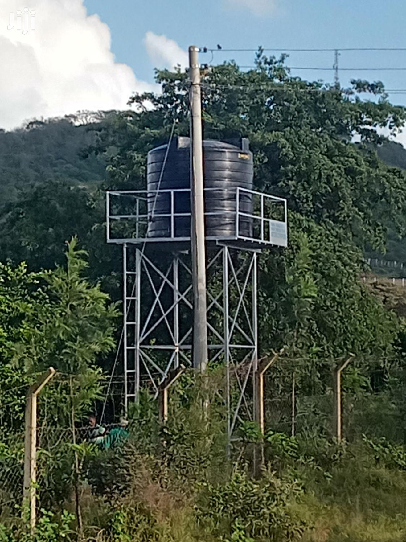 Metal Tower, Tank Stand, Steel Towers Steel Tank Platform