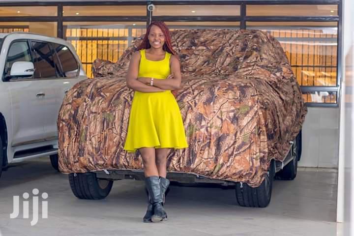 High Density Jungle Car Covers