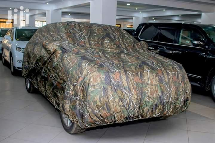 High Density Jungle Car Covers   Vehicle Parts & Accessories for sale in Nairobi Central, Nairobi, Kenya
