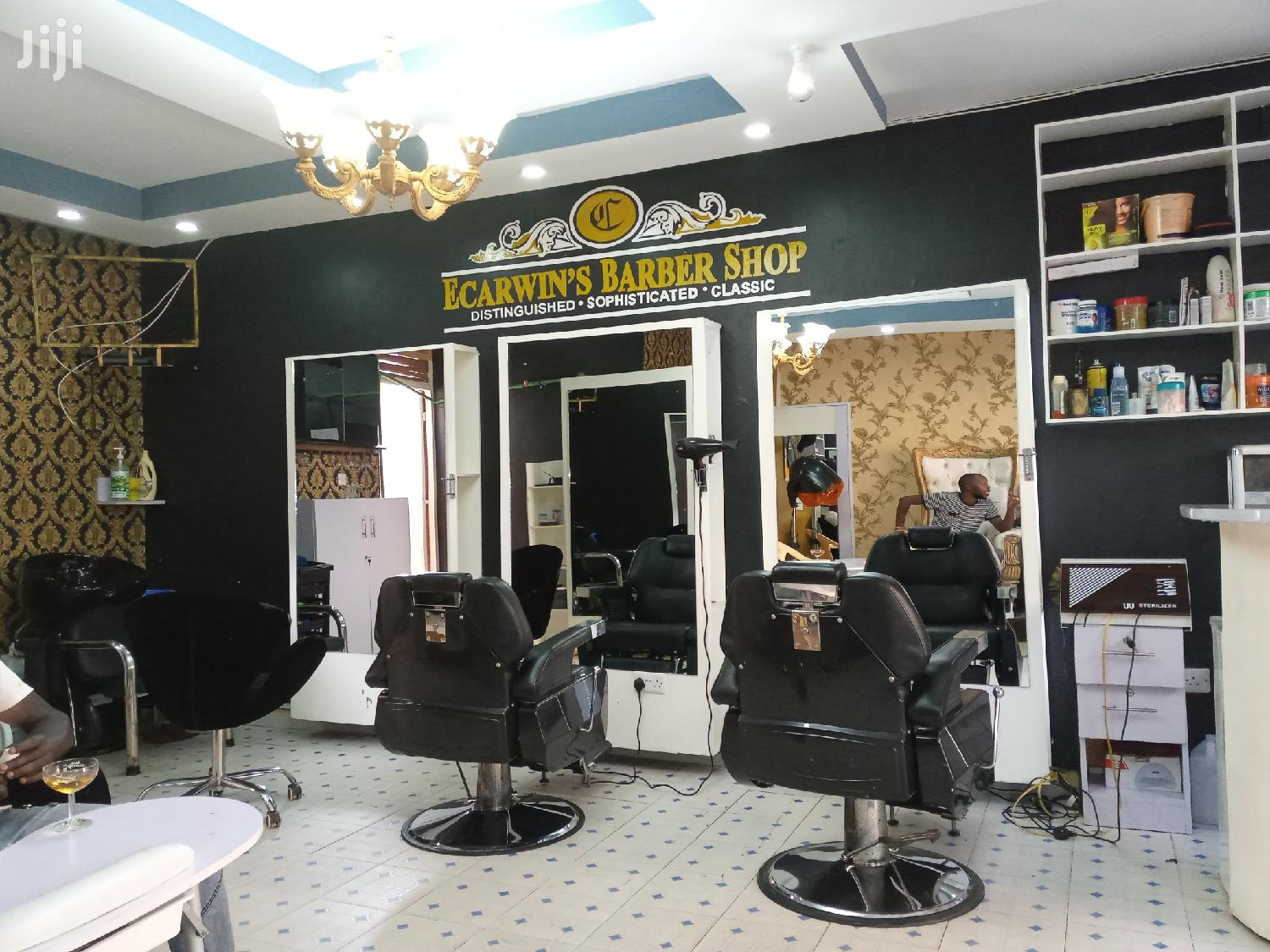 Kinyozi Stations | Salon Equipment for sale in Nairobi Central, Nairobi, Kenya