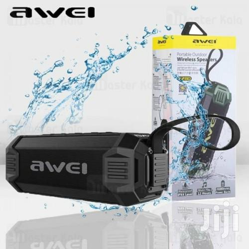 Awei Y280 Portable Wireless Bluetooth Speaker With Mic