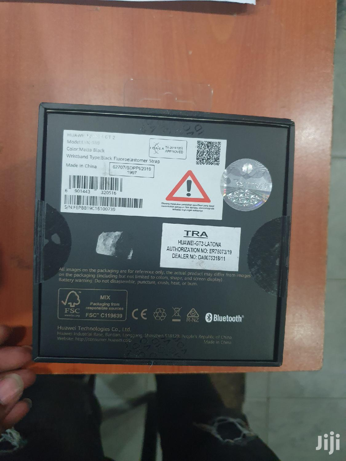 Huawei Watch Gt2 | Smart Watches & Trackers for sale in Nairobi Central, Nairobi, Kenya