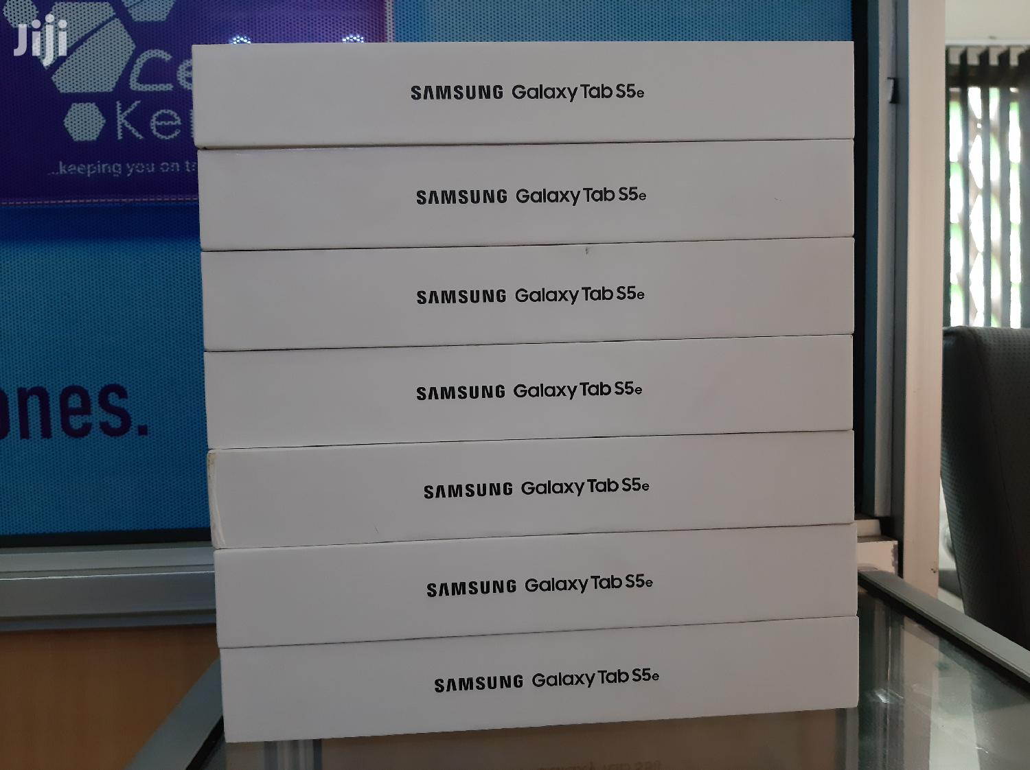 New Samsung Galaxy Tab S5e 64 GB | Tablets for sale in Nairobi Central, Nairobi, Kenya