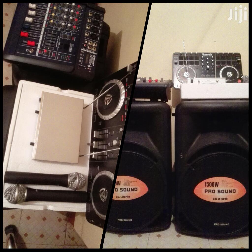 Hire PA System And Pro DJ Services | DJ & Entertainment Services for sale in Zimmerman, Nairobi, Kenya
