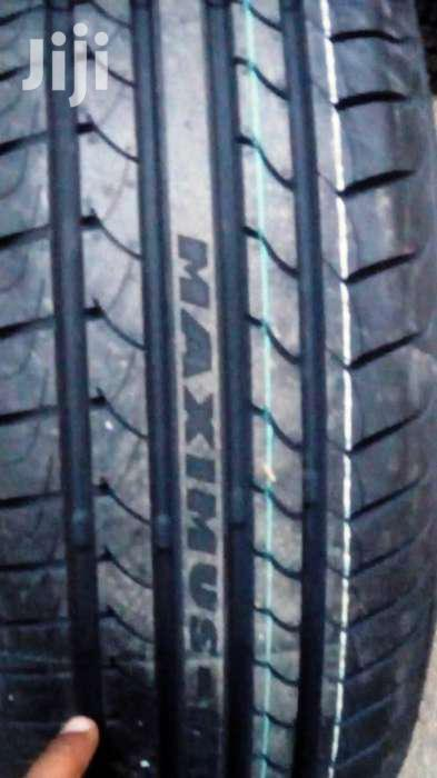 Maximus Tires In Size 225/55R18 Brand New Ksh 19,700
