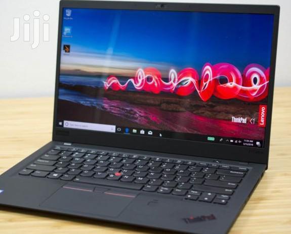 New Laptop Lenovo ThinkPad X1 Carbon 8GB Intel Core i7 SSD 128GB | Laptops & Computers for sale in Nairobi Central, Nairobi, Kenya