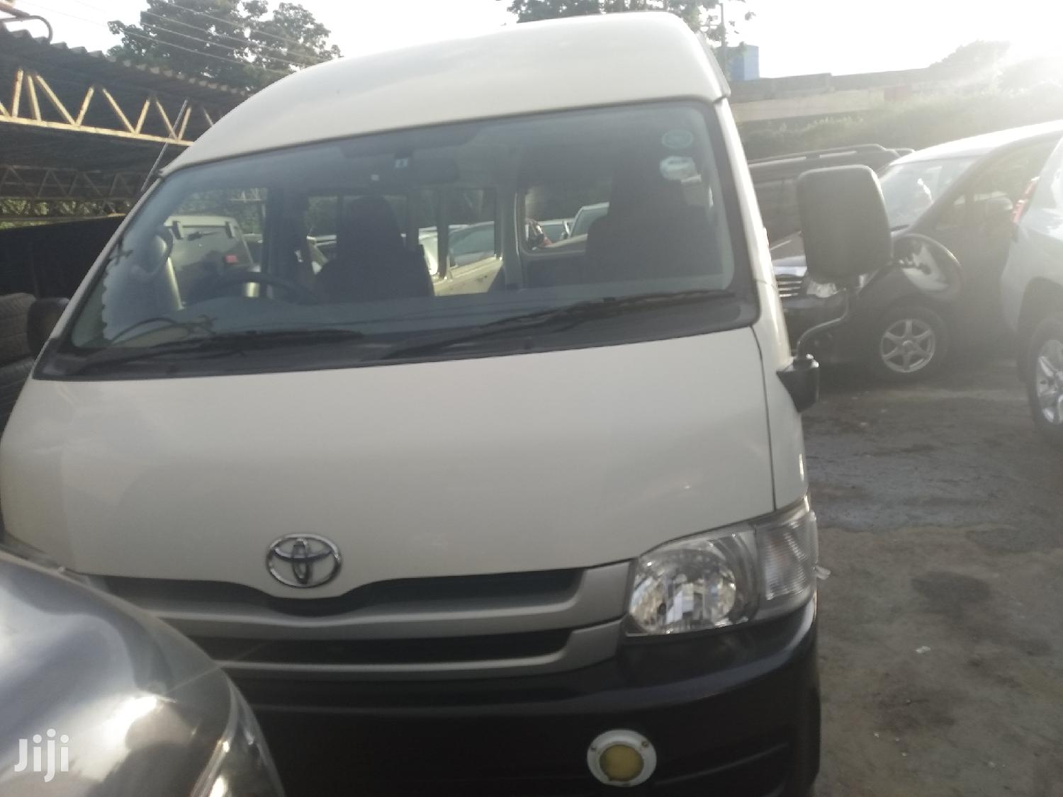 Toyota Hiace 2009 White | Buses & Microbuses for sale in Parklands/Highridge, Nairobi, Kenya